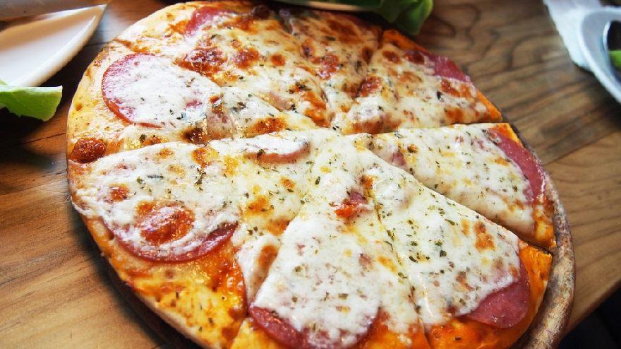 Restaurant, Pizzeria Giuseppe mit traditionellen italienischen Essen in Mülheim an der Ruhr.